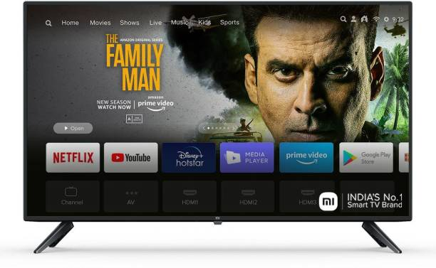 Mi 4A 100 cm (40 inch) Full HD LED Smart Android TV