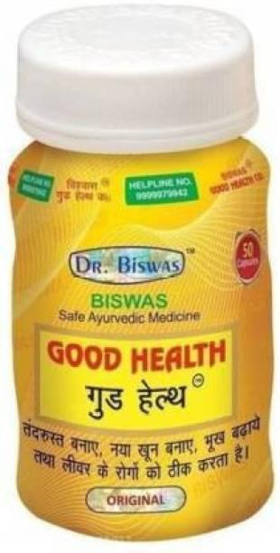 leaf veda Dr. Biswas Good Health 1