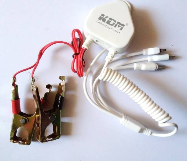 KDM 3.1 Amp Turbo Car Charger