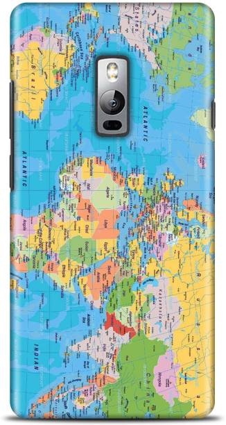 Flipkart SmartBuy Back Cover for OnePlus 2