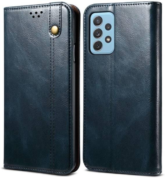 Pirum Flip Cover for Samsung Galaxy A72
