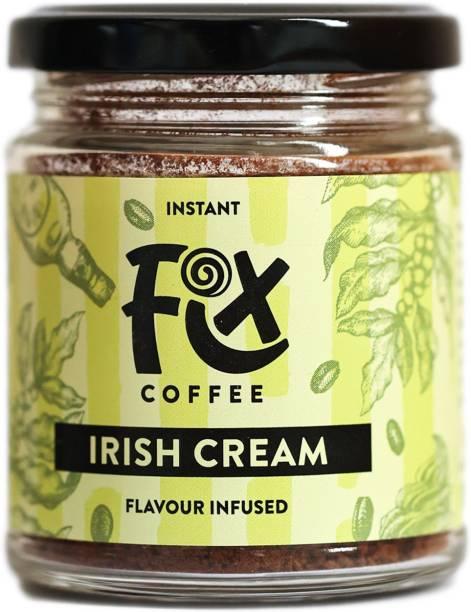 FIX Coffee Irish Cream Flavoured | Arabica Coffee Instant Coffee