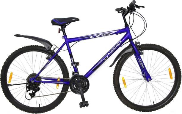 Adrenex by Flipkart CZ300 85% Assembled 26 T Hybrid Cycle/City Bike