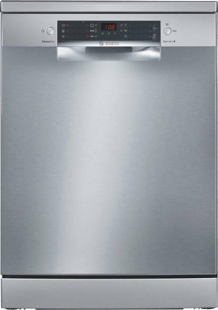 BOSCH SMS46KI03I Free Standing 14 Place Settings Dishwasher