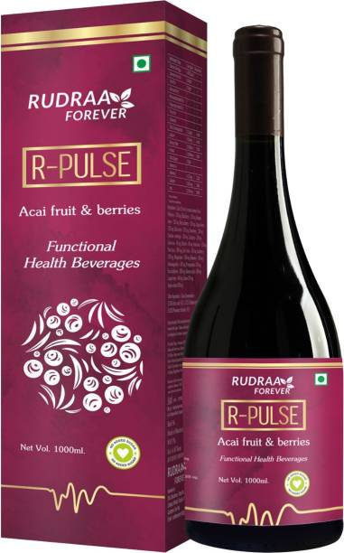 RUDRAA FOREVER R-Pulse R-Pulse Acai Fruit and Berry Juice to Boost Immunity