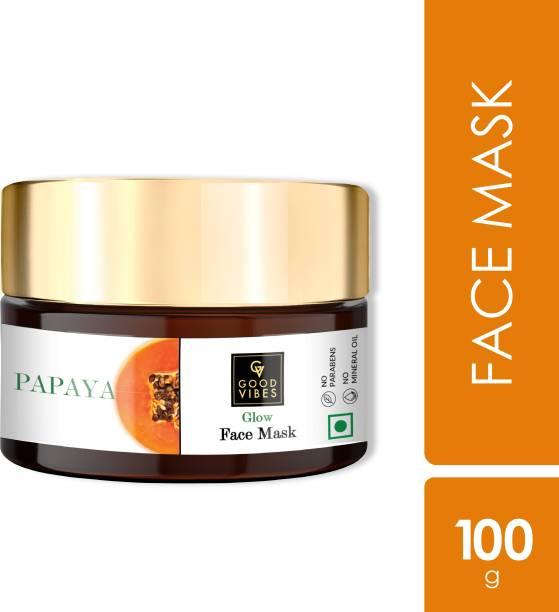 GOOD VIBES Glow Face Mask - Papaya