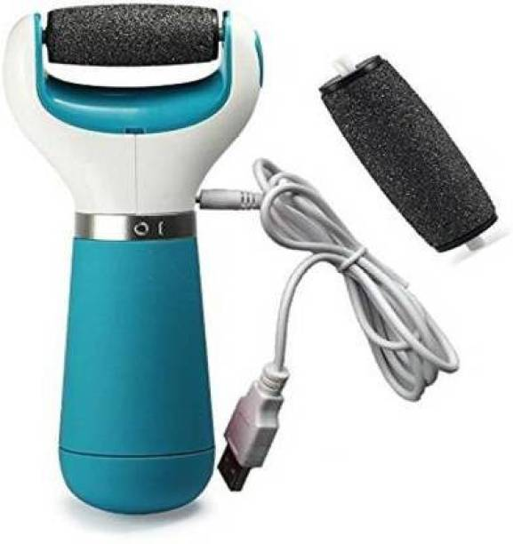 MAXBIN Cracked Heels Pedicure Brush Feet Spa KIt Machine Set Roller Electronic ,Dead skin Remover of Feet Massager[PACK OFD ONE]