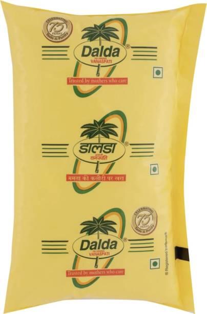 Dalda Vanaspati ghee 1 litre pouch Vanaspati 1 L Pouch