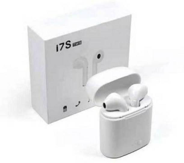 Hepteris I7s Tws Twins Wireless Bluetooth Earphone With Mic Bluetooth Headset