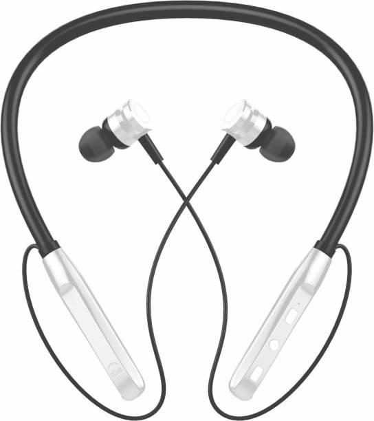 U&I Me Series Bluetooth Neckband with Call Vibration Alert Function Bluetooth Headset