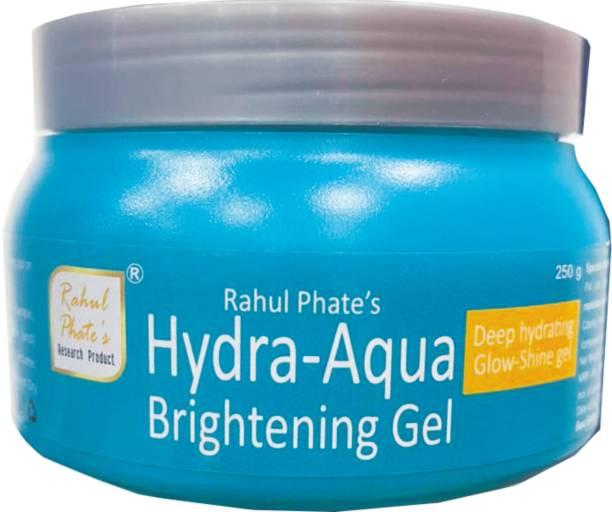 Rahul Phate's Research Product Hydra-Aqua Skin Brightening Gel 250g