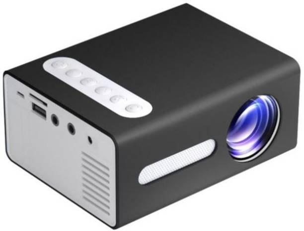 Torexo Sales T300 Mini Kids (800 lm / 1 Speaker / Remote Controller) Portable Projector