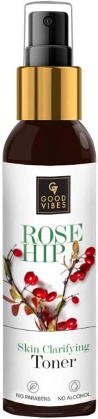 GOOD VIBES Rosehip Glowing Skin Toner Men & Women