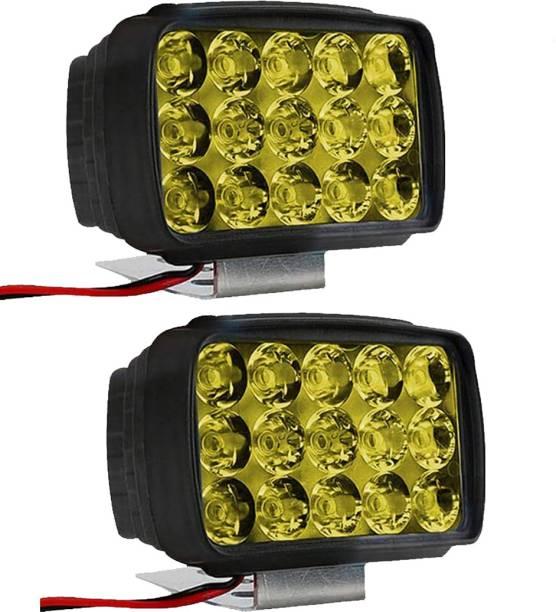 Vagary Headlight, Fog Lamp, Back Up Lamp LED for Yamaha, KTM, Hero, Honda, Bajaj