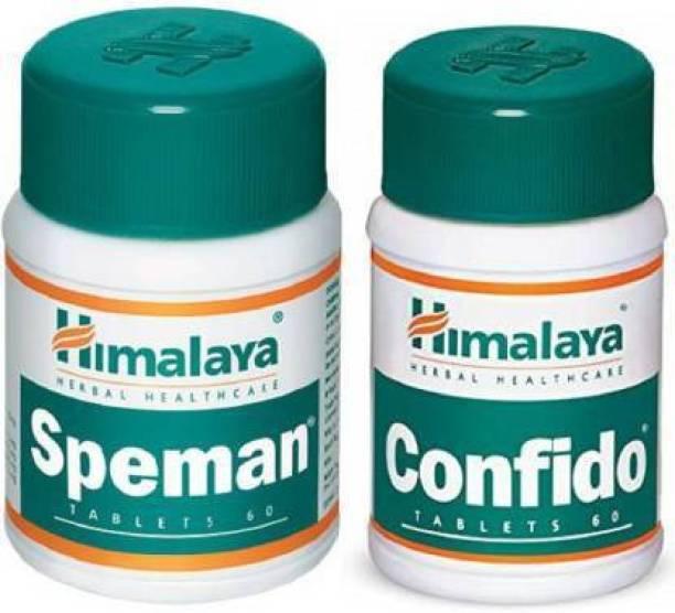 HIMALAYA confido and tablet