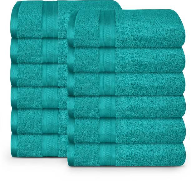 TRIDENT Cotton 500 GSM Face Towel Set
