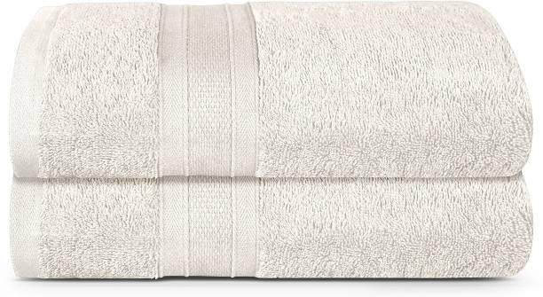 TRIDENT Cotton 500 GSM Bath Towel Set