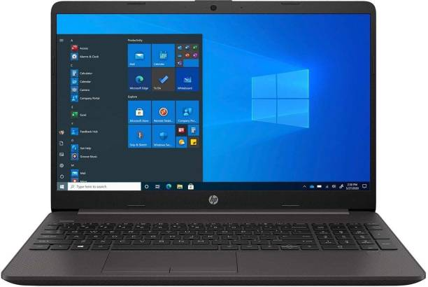 HP 255 G8 (2021 Model) Ryzen 3 Quad Core AMD Ryzen 3 3300U (2.1 GHz base frequency, up to 3.5 GHz burst frequency 4 cores and 4 MB cache) - (4 GB/512 GB SSD/Windows 10) 255 G8 RYZEN 3 Laptop