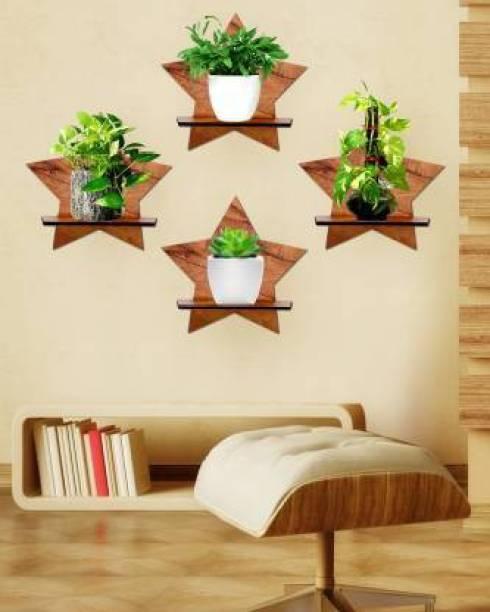 Wallwey décor SELF2033 Engineered Wood Display Unit