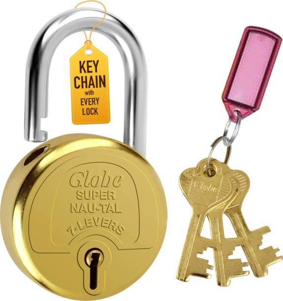 Harmit Brass Polished, Metallic, Glossy Door levers