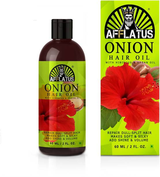 Afflatus Onion Black Seed Oil for Hair Regrowth & Hair Fall Control , 14 Essential Oils, Onion Hair Oil For Hair Growth , Treat hair loss, Dandruff Control & Thickens hair ,Red Onion Oil, Nourishing Hair Treatment With Real Onion Extract Intensive Hair Fall Dandruff Treatment For Specially Men & Women Hair Oil