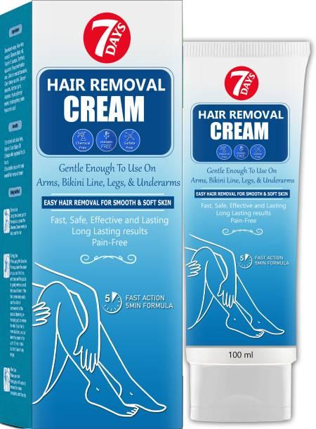 7 Days hair remover bikini line Cream Hair Vanish For women Men Cream