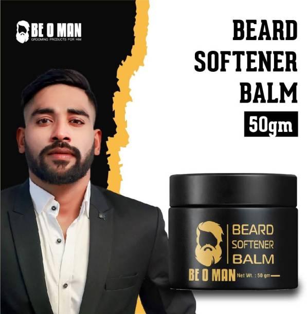 Be O Man Beard Softener Balm Hair Balm