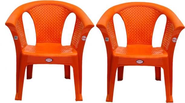 Everest Everest XL series Plastic Outdoor Chair