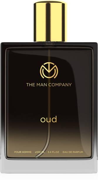 THE MAN COMPANY Oud EDP for Men 100 ml | No Gas Perfume | Long Lasting Fragrance | Perfumes for Men Eau de Parfum  -  100 ml