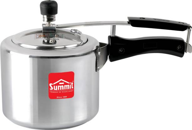 SUMMIT Inner Lid 3 Litre Classic Supreme (Non-Induction Base) 3 L Pressure Cooker