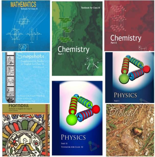 NCERT Science Book Set (PCBM) 1.Chemstry Texsbook Part 1 And Part 2 2. Physics Texsbook Part 1And Part 2 3.English Texsbook Part 1And Part 2 4. Mathematics Texsbook 5. Biollogy Texsbook (HARDCOVER) NCERT CLASS 11th BOOK (ENGLISH MEDIUM)