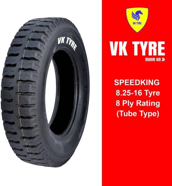 VK TYRE SPEEDKING LUG 8.25-16 4 Wheeler Tyre