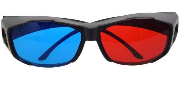 RingTel Updated Video Glasses (Red & Blue) Video Glasses
