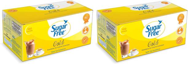 Sugar free Gold 75 Pack of 2 Sweetener