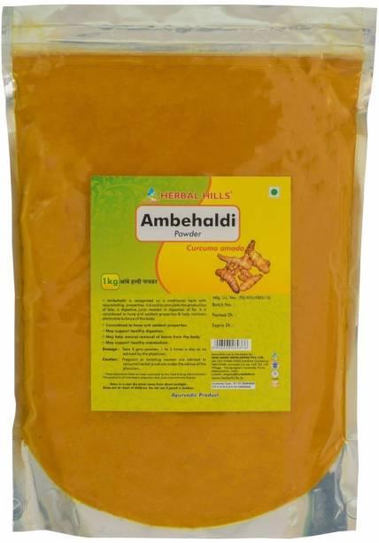 Herbal Hills Ambehaldi Powder