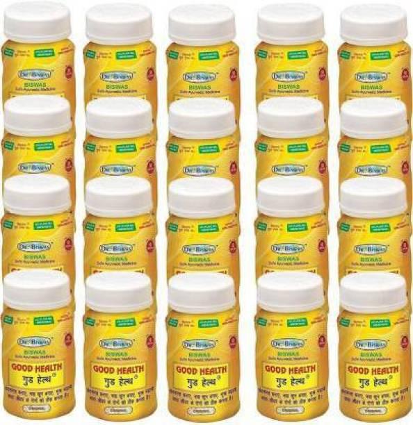 leaf veda Dr. Biswas Good Health Family Pack 50bottle