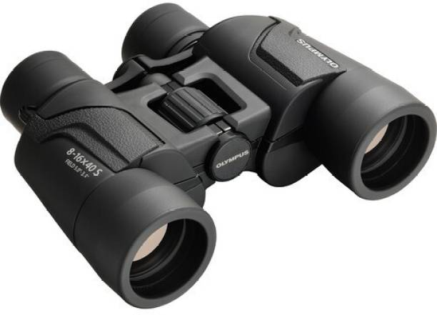OLYMPUS 8-16x40 S Binoculars