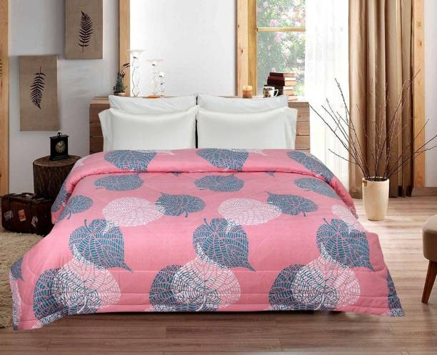 BSB HOME Printed Double Comforter