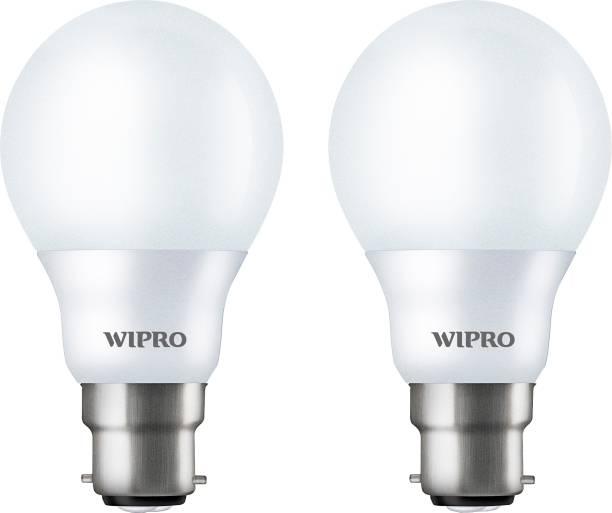 WIPRO 7 W Standard B22 LED Bulb