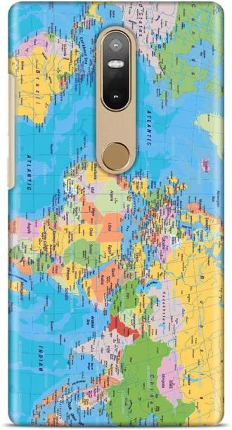 Flipkart SmartBuy Back Cover for Lenovo Phab 2 Plus
