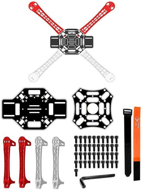 SunRobotics Flying Fish F450 Quadcopter Frame Kit with Integrated PCB Electronic Components Electronic Hobby Kit