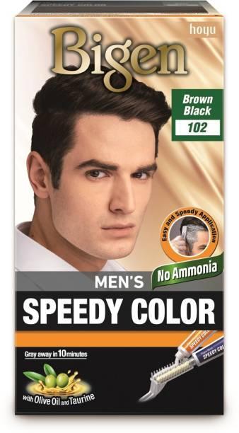 Bigen 102 , Brown Black