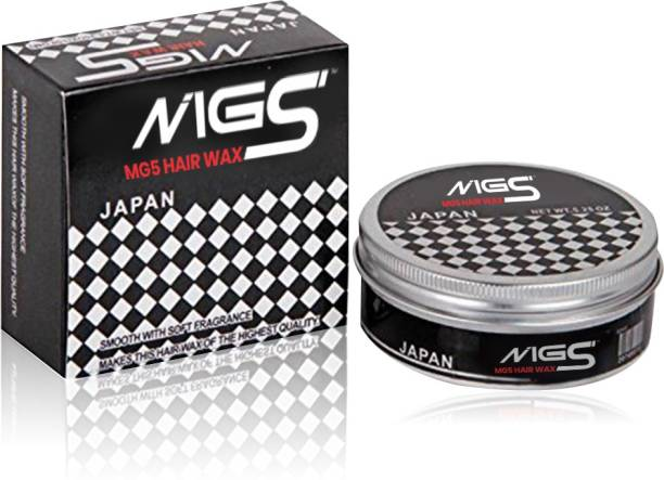 NIGS Hair Wax To Get The Shiny Wet Look And Strong Hold All Day Long Hair Wax