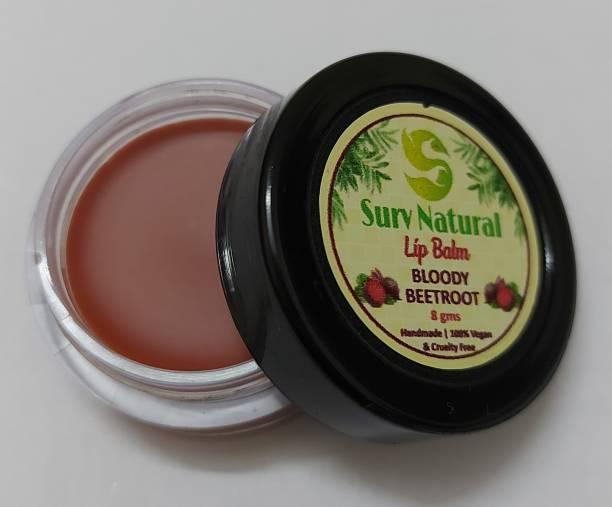 surv natural Bloody Beetroot Lip Care Balm Beetroot