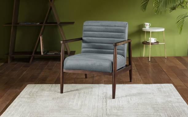 Orange Tree Bunka Solid Wood Living Room Chair