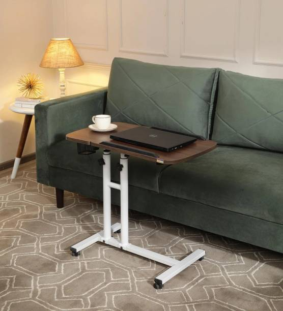 Woodware Cygnus Height Adjustable Study Table with Unique Rotating Table-Top Engineered Wood Study Table