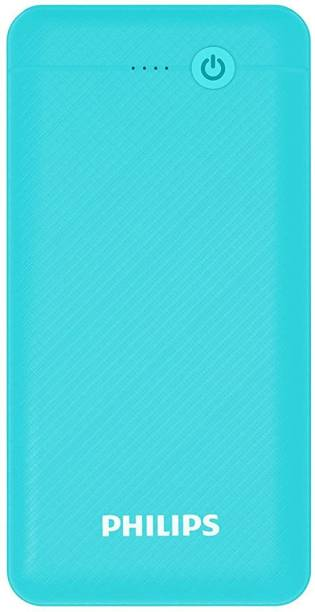 PHILIPS 10000 mAh Power Bank (18 W, Quick Charge 3.0)