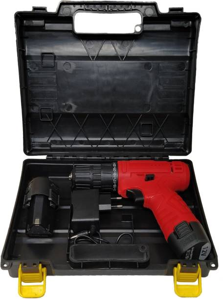 BUILDSKILL 12V Li-ion Cordless Drill with Reversible Function and Additional Battery BDLI3K4 Cordless Drill