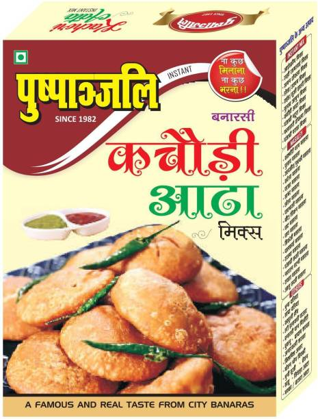 Pushpanjali Kachori Atta Instant Mix 400 g
