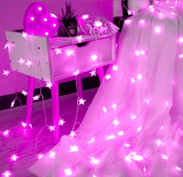 ANSHKIT 311 inch Pink Rice Lights